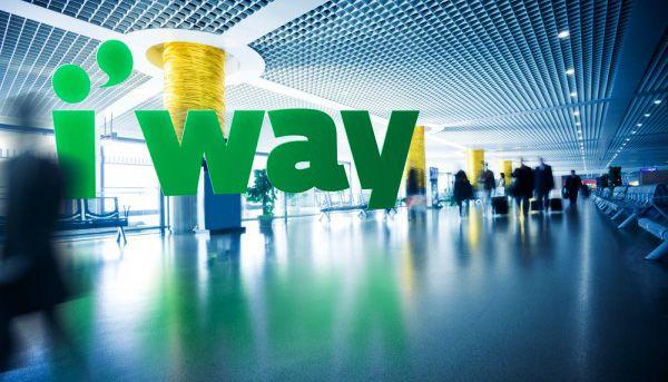 iWay в международном аэропорту