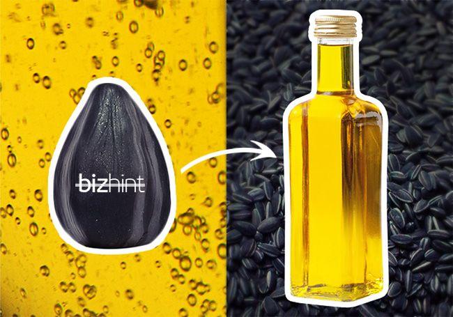 производство масла из семечек