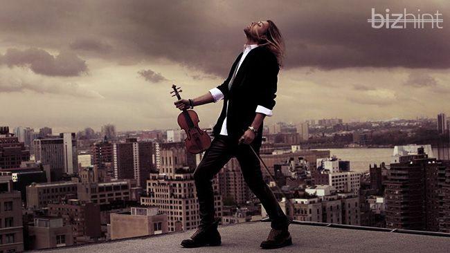 Гениальный скрипач