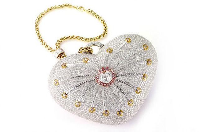 Женская сумка Mouawad 1001 Nights Diamond Purse