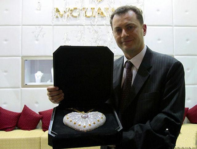 1001 Nights Diamond Purse от Mouawad