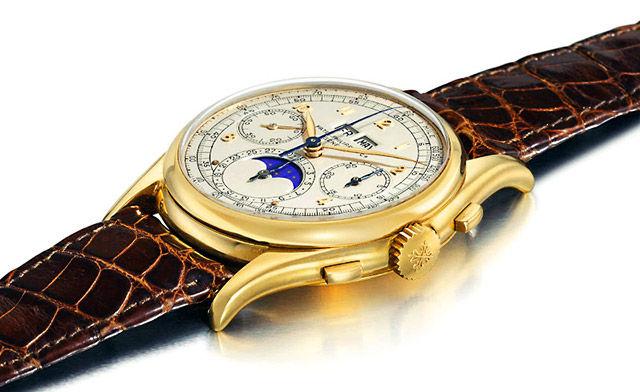 Patek Philippe Record Breaking Chronograph