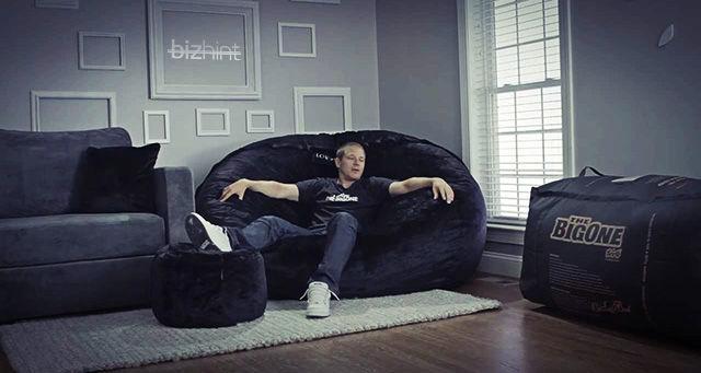 Шон Нельсон в мешке BigOne