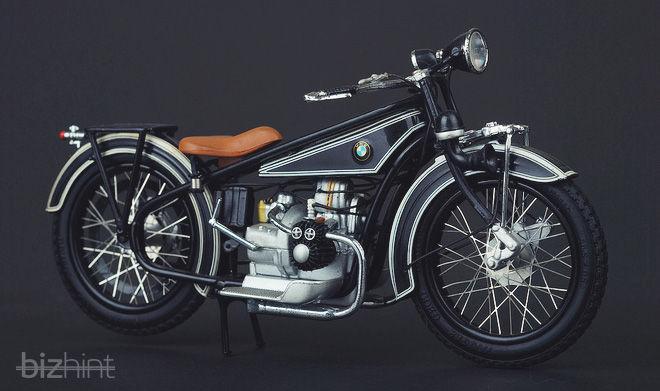 Мотоцикл BMW R32