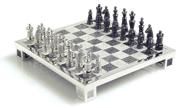 Бриллиантовые шахматы