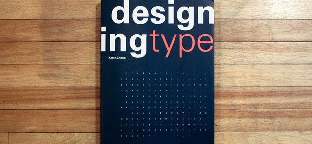 Книга Designing type