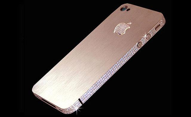 iPhone 4 Diamond Rose от Стюарта Хьюза