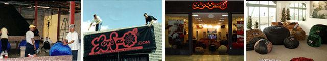 Первый магазин Lovesac