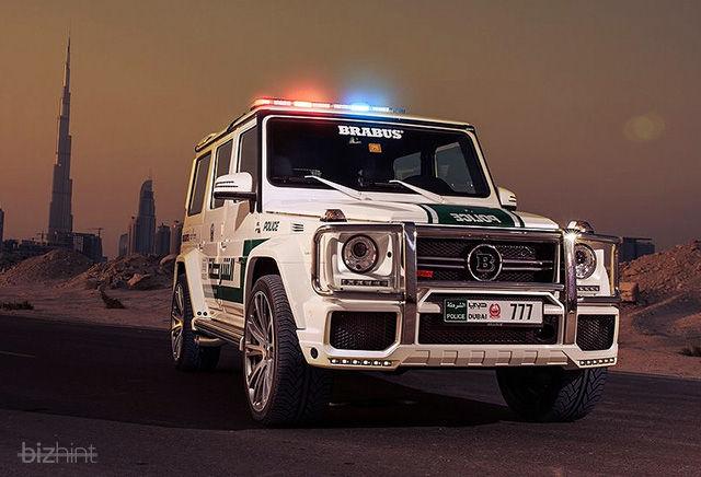 Mercedes-Benz Brabus G-Wagen 63 AMG
