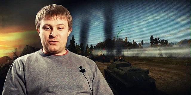 Виктор Кислый, создатель WOT