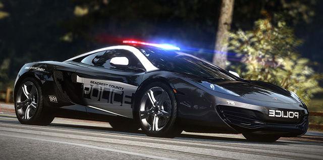 Полиция в NFS