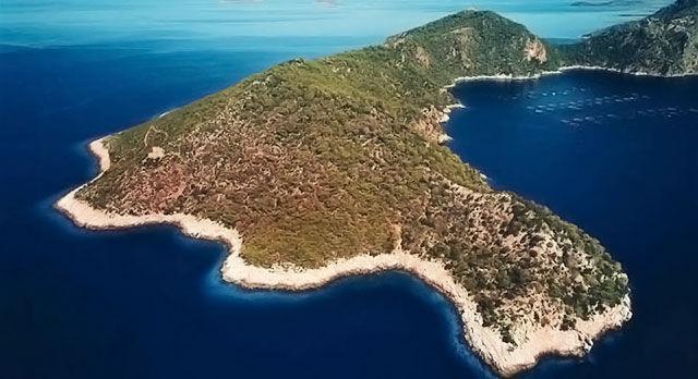 Остров в Греции на продажу