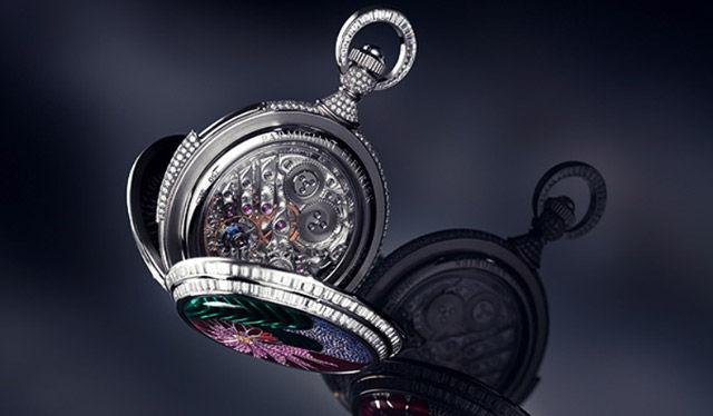 Parmigiani Fleurier Fibonacci Pocket Watch