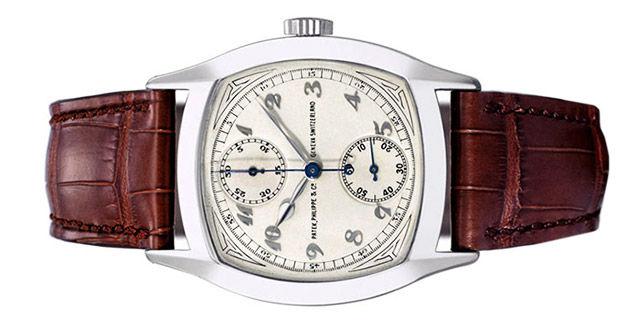 Patek Philippe Single Button Chronograph Watch