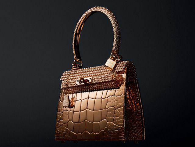 Женская сумочка от Hermes Birkin