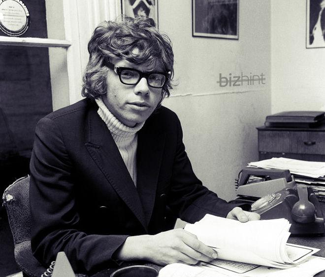Молодой Ричард Брэнсон