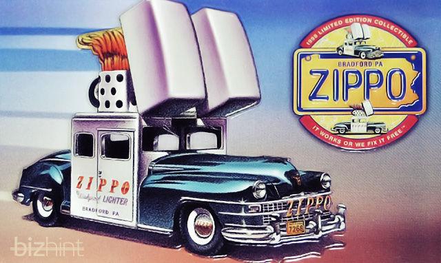 Zippo Car Key