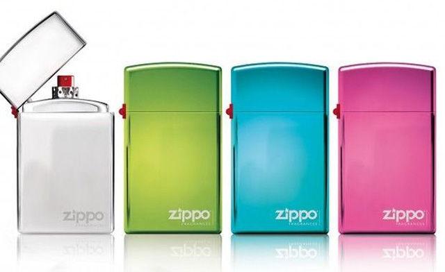 Разноцветные зажигалки Zippo для женщин