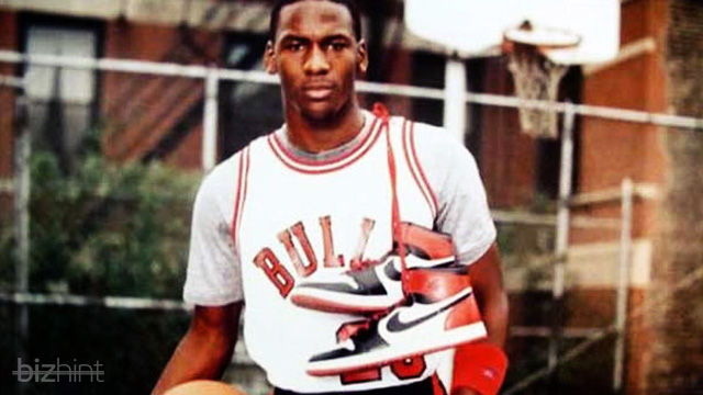 Знаменитости в рекламе Nike