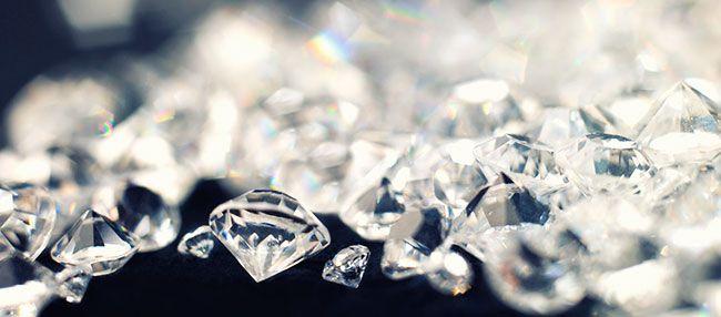 Бриллианты и алмазы