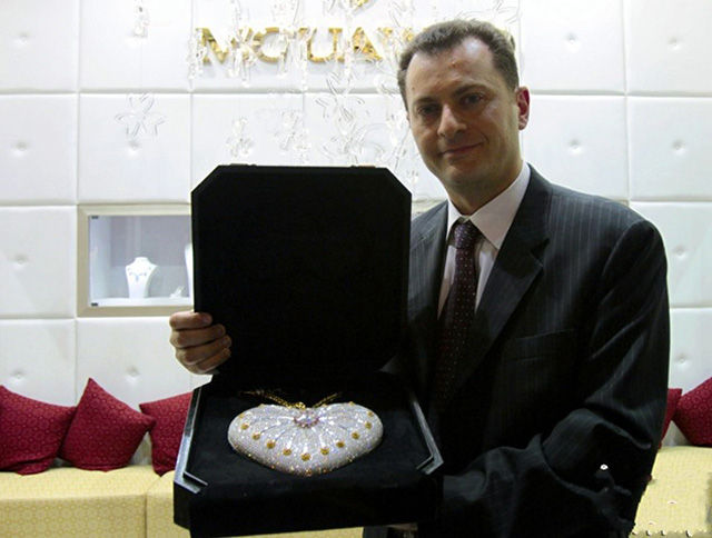 1001 Nights Diamond Purse от Mouawad
