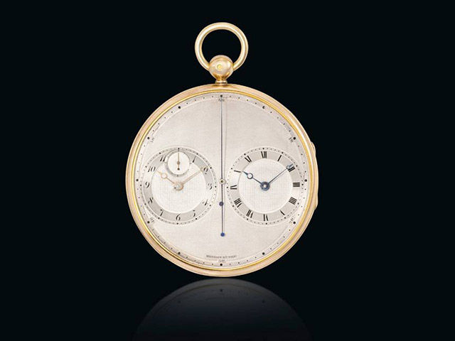 Breguet & Fils Precision Watch