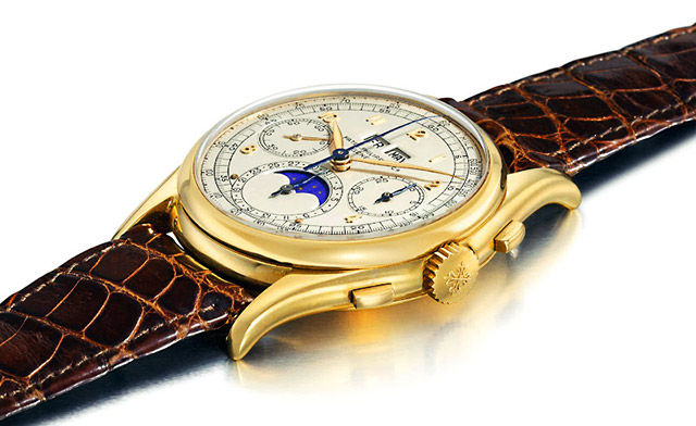 Patek Philippe Record Breaking Chronograph