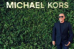 Дизайнер одежды Майкл Корс
