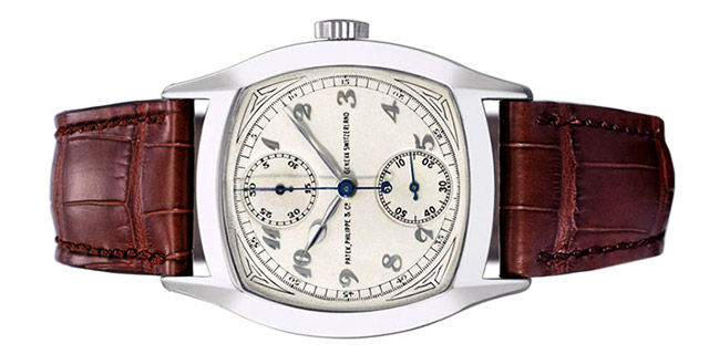 Patek Philippe Single Button Chronograph Watch