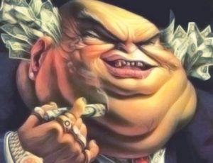 Жирный капиталист