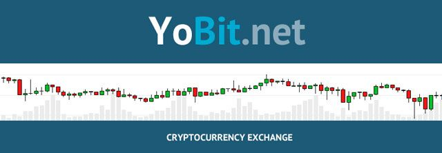 Биржа криптовалюты Yobit.net