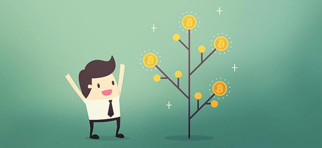 дерево bitcoin