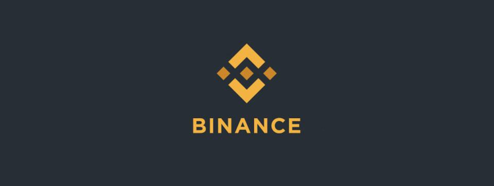 Лого криптобиржи Binance