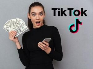 Деньги TikTok