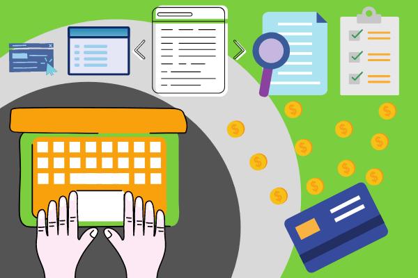 как можно зарабатывать деньги в интернете подростку опросы копирайтинг