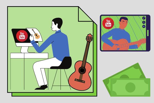 как заработать деньги в интернете школьнику youtube