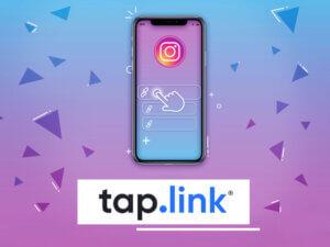 tap.link - мульти-ссылка в Инстаграм